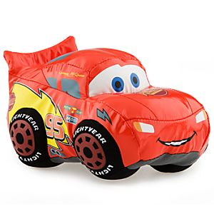 Lightning McQueen Mini Bean Bag Plush