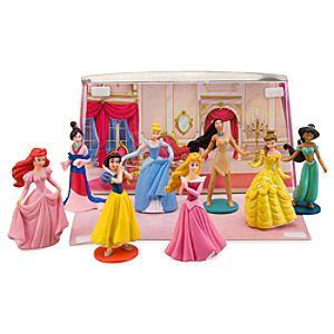 Disney Princess Figure Play Set -- 8-Pc.