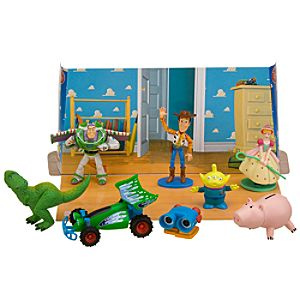 Toy Story Figure Play Set -- 8-Pc.