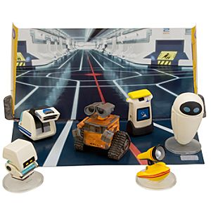 WALL•E Figure Play Set -- 6-Pc.