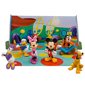 Mickey Mouse Clubhouse Figure Play Set -- 6-Pc.