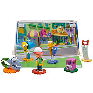 Handy Manny Figure Play Set -- 6-Pc.