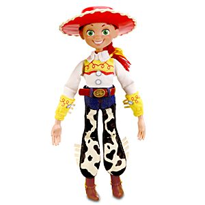 Toy Story Talking Jessie Doll -- 16