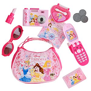 Disney Princess Fashion Bag Play Set    11 Pc.