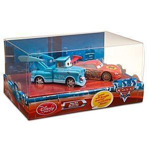 Disney Cars Toon Tokyo Drift Die Cast Car Set -- 2-Pack