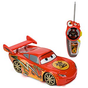 Disney Cars Tokyo Drift Dragon Lightning McQueen RC Vehicle