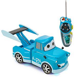 Disney Cars Tokyo Drift Mater RC Vehicle