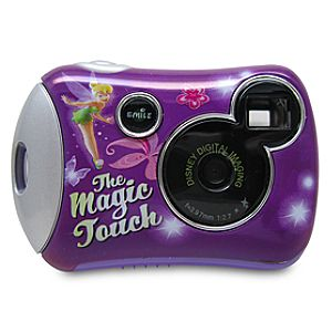 Pix Micro Tinker Bell Digital Camera
