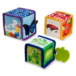 Disney Baby Einstein Stack and Discover Blocks