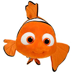 Nemo Plush Toy -- 16 H