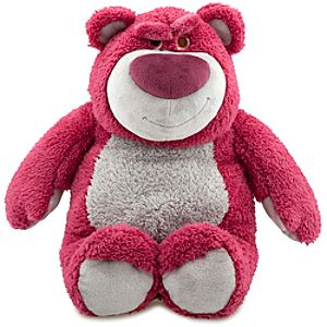 Toy Story 3 Lotso Plush Toy -- 12 H