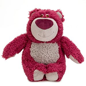 Toy Story 3 Lotso Plush Toy -- 7 H