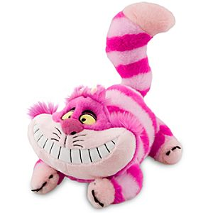 Cheshire Cat Plush Toy -- 20 H