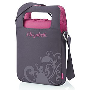 Personalized Disney Princess Laptop Computer Carrying Case