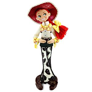 Limited Edition Talking Jessie Doll -- 16