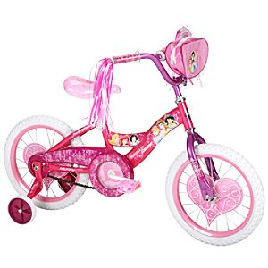 Disney Princess Bike for Girls by Huffy -- 16 Wheels