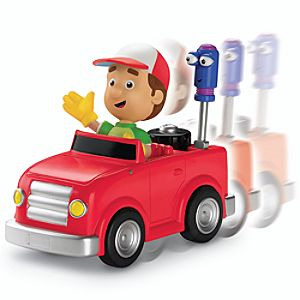 Tune-Up and Go Handy Manny Truck by Mattel