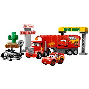 Macks Road Trip Disney Cars Lego Duplo Play Set