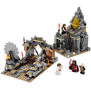 Prince of Persia: Quest Against Time Lego Play Set