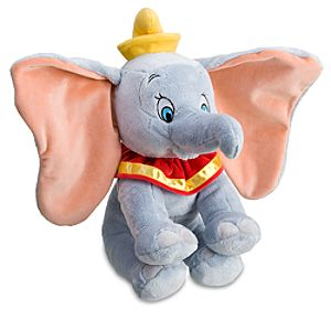 Dumbo Plush Toy -- 14 H