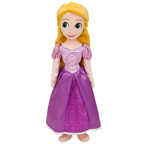 Tangled Rapunzel Plush Toy -- 21''
