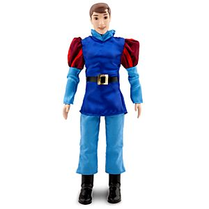 Sleeping Beauty Prince Phillip Doll -- 12 H