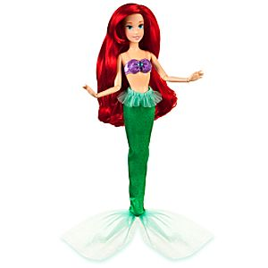 Disney Princess Ariel Doll -- 12
