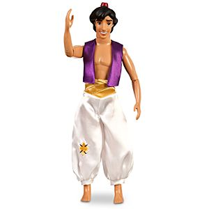 Classic Aladdin Doll -- 12 H