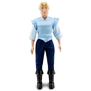 Pocahontas Captain John Smith Doll -- 12 H