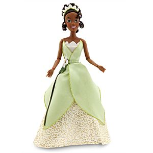 Disney Princess Tiana Doll -- 12