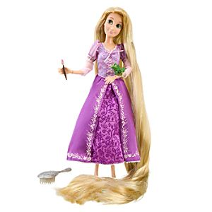 Tangled Rapunzel Doll -- 12