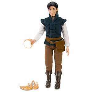 Tangled Flynn Rider Doll -- 12
