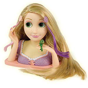 Tangled Rapunzel Styling Head