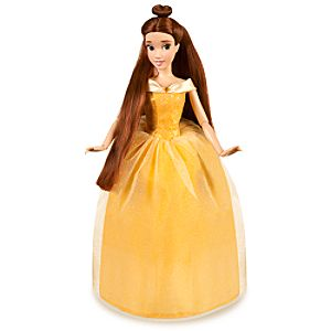 Disney Princess Belle Doll -- 12 H
