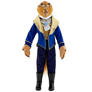 Beauty and the Beast The Beast Doll -- 12 H