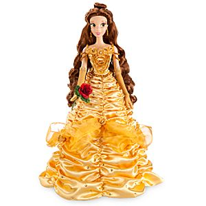 Pre-Order Limited-Edition Collectible Belle Doll