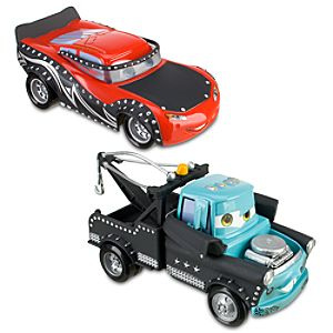 Cars Toon Heavy Metal Mater Die Cast Cars Set -- 2-Pc.