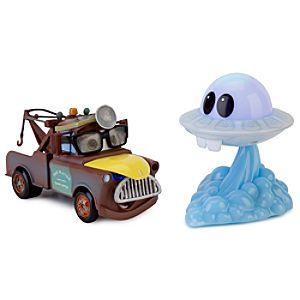 Cars Toon Unidentified Flying Mater Set -- 2-Pc.