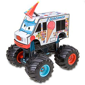 Cars Toon I-Screamer Monster Truck