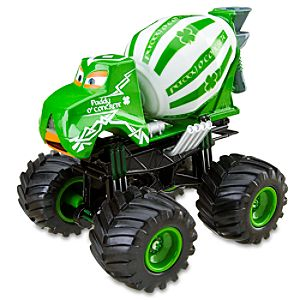 Cars Toon Paddy O'Concrete Monster Truck