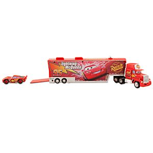 Lightning McQueen Runaway Racer Play Set