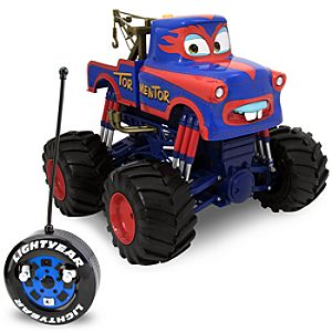 Monster Truck Tow Mater RC Vehicle