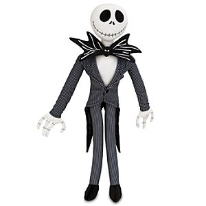 Jack Skellington Plush Toy -- 21 H