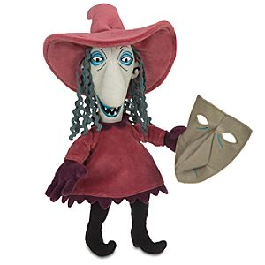 Tim Burtons The Nightmare Before Christmas Shock Plush -- 12