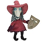 Products>Toys>Plush> - Tim Burton's The Nightmare Before Christmas Shock Plush -- 12'': Sizes