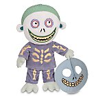 Products>Toys>Plush> - Tim Burton's The Nightmare Before Christmas Barrel Plush -- 12'': Sizes