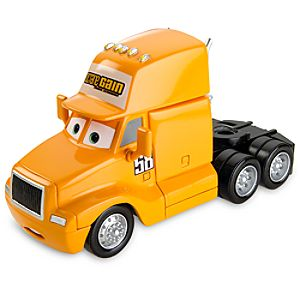 Disney Cars Octane Gain Cab Semi Die Cast Car by Mattel