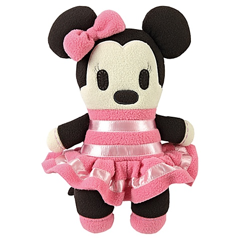 Pook-a-Looz Minnie Mouse Plush Toy -- 12''