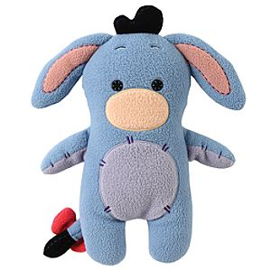 Pook-a-Looz Eeyore Plush Toy -- 12