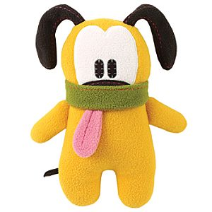 Pook-a-Looz Pluto Plush Toy -- 12